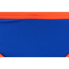 arena Team Stripe Parte inferior Hombre, neon blue/nectarine